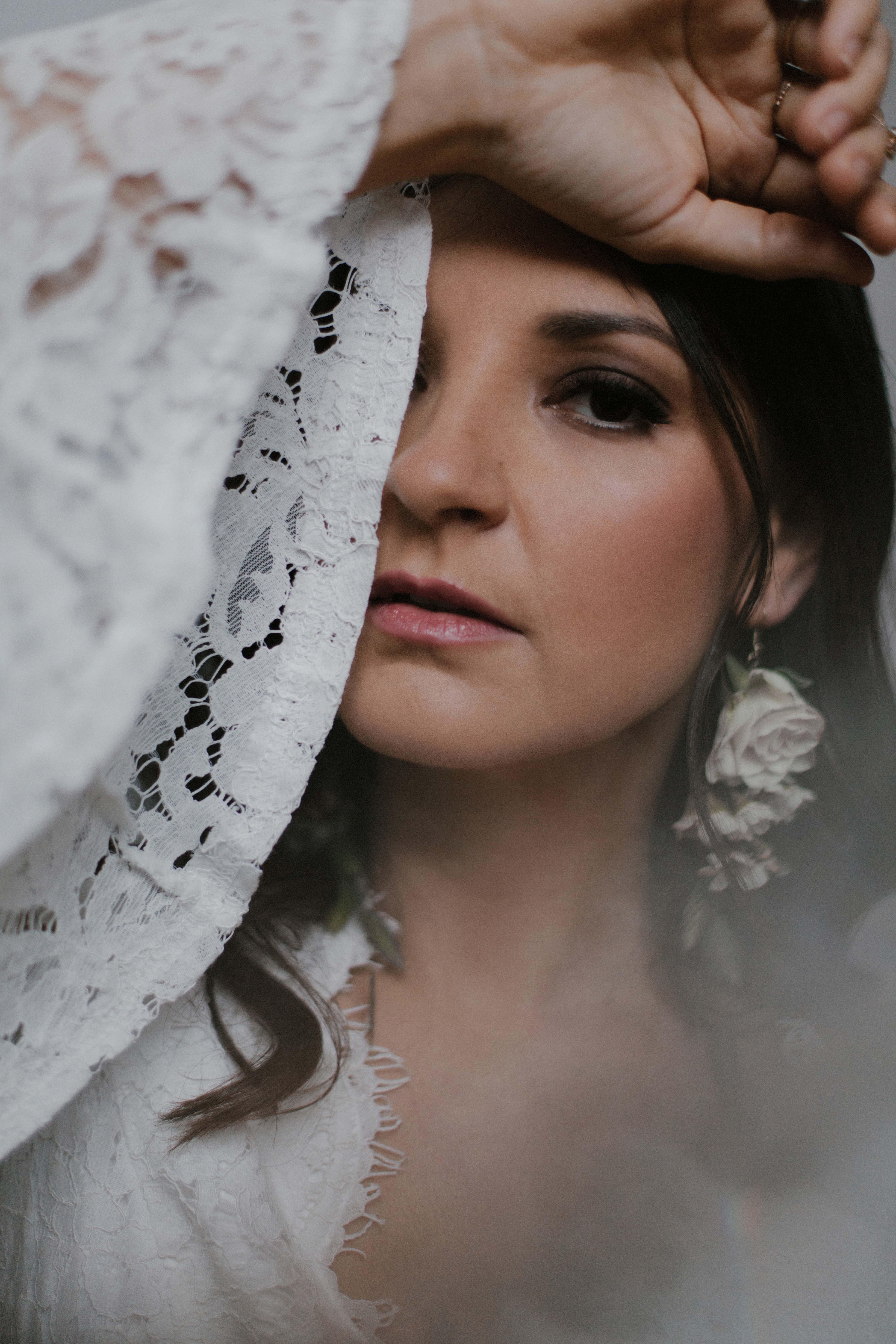 Atelier Eva Blanca - maquillage et coiffure de mariage à Montréa / Montreal wedding hair & makeup